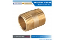 China Factory PPR Plastic Male Thread Pipe Reducing Coupling Brass Fitting Supplier