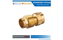Plumbing Material Brass Nipple Fittings