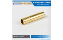 "Free sample 1/2"" 3/4"" brass nipple pipe fitting hose fittings​​"