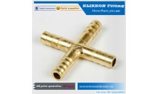 OEM available cnc grooved fittings for hydraulic fittings machinery stainless steel crimped nut iron pipe fitting
