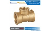 Iso mm reducing connector forged metric brass pipe fitting