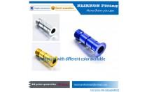 Tube fittings catalog hydraulic couplings and accessories hose barb fitting