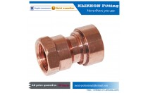 High quality copper products precision copper nozzle cnc machining copper products