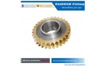 bronze worm gear,steel worm gear,worm wheel gear