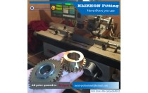 Customized Brass Worm Gear Low MOQ