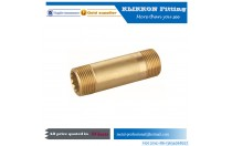 C26000 Thread hollow round brass pipe
