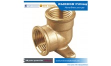 Mould fittings brass hydraulic barb elbow tail fitting