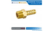 Low price brass fitting brass hose barb fitting connector
