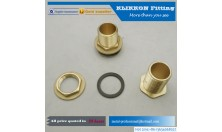Brass Quick Connect Water Pipe Propane Brass Fitting Supplier