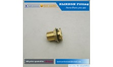 High quality Brass pipe fittings water tank fitting