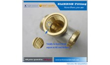 ISO 7241B bsp plug push lock fitting brass stainless steel 1.4301 water quick coupling