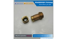 Professional fitting supplier hydraulic hose fitting assembly