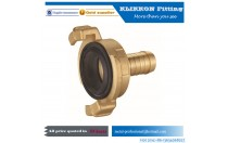 Factory Brass Fitting Supplier Precision brass ferrule gas line fittings