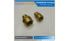 SAE Flare Fittings,45 Degree brass flare fittings Low MOQ