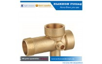 Factory Price Water Hose Reel Swivel Joint Elbow Fitting Low MOQ