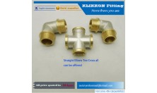 6mm tube connectors miniature brass pneumatic tire air line cylinder actuator hose suspension fittings