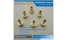 china metric pipe fittings supplier high quality brass propane fitting