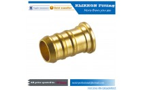 Metric Pipe Fittings Female Thread Hose Barb Connector Lead Free Brass Swivel Fittings