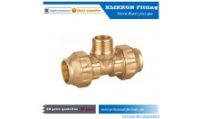 china swivel nut elbow manufacture Brass pipe / Brass tube price