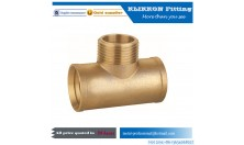 china brass fitting supplier threaded pipe straight Fittings push in joint Pneumatic Connector