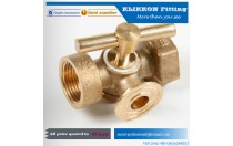 Brass Fitting Internal to External Flare Union Brass Compression Flare Union