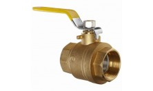 China Manufacturer brass water ball valveBT1021 Light type Reduced bore