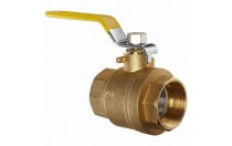 Lead Free Brass Ball Valve DN15 OEM Chinese manufacturer