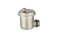 With Pressure Gauge Assembly BrassExhaust Safety Relief Boiler Valve