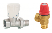 high quality sanitary ware brassautomatic temperature controlled valve