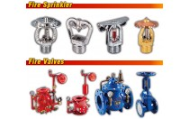 FM Approved,UL/ULC Listed Gate Valve used in fire fighting
