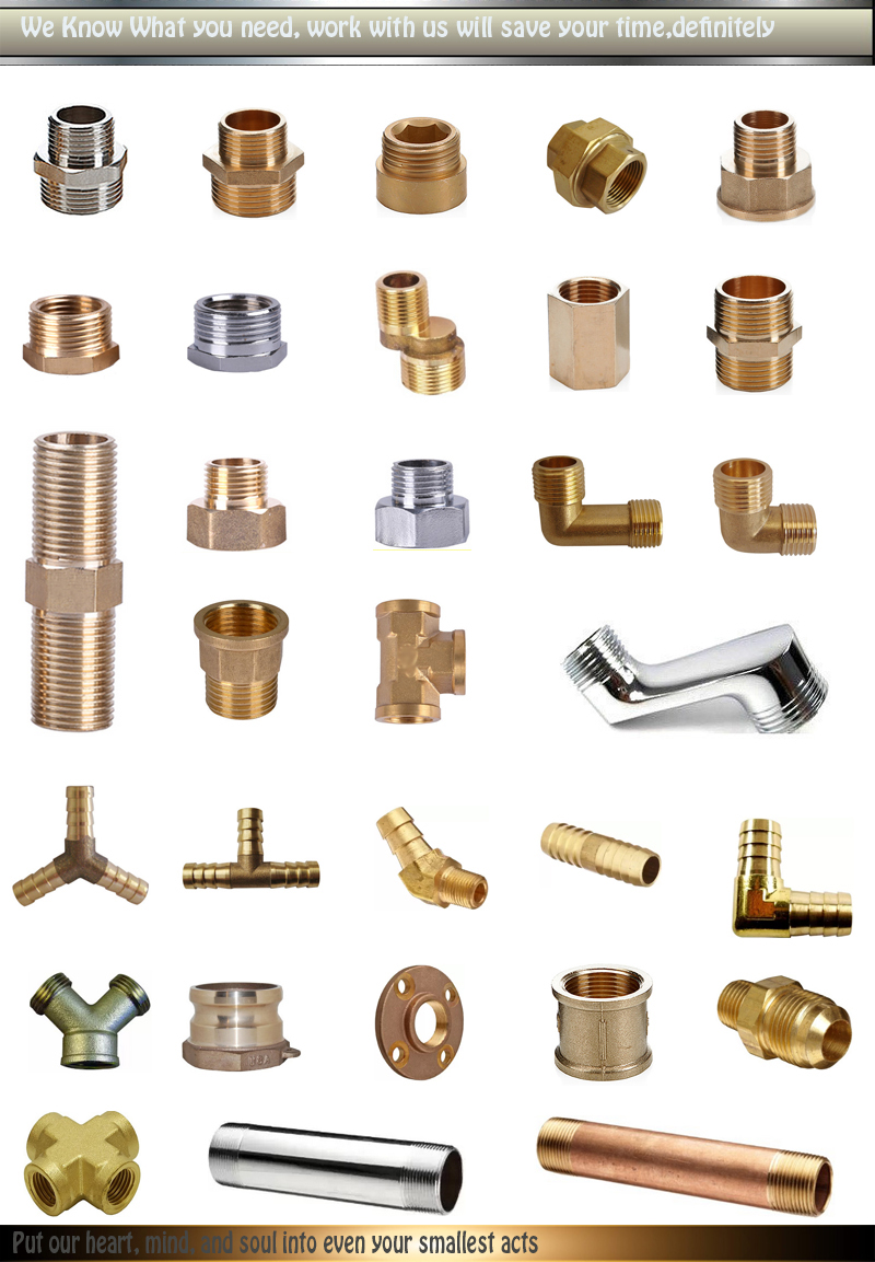 brass flange fittings