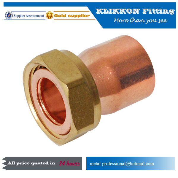 copper fittings manufactuer