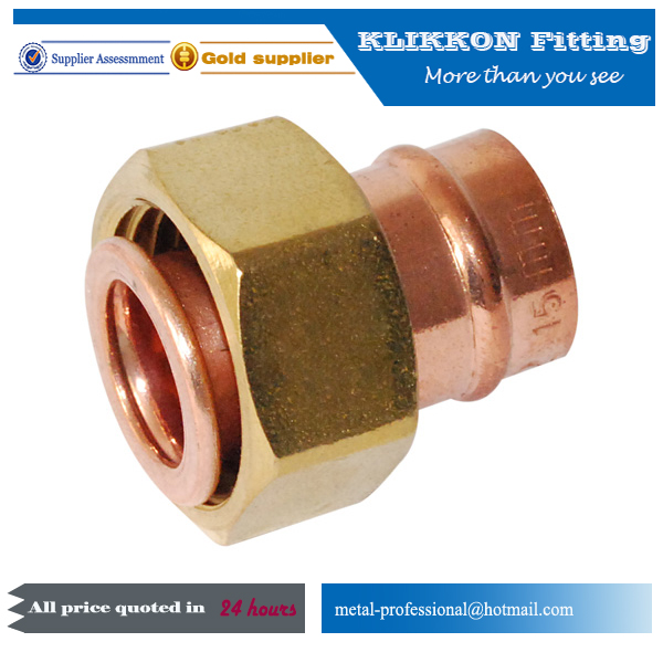 french copper fittings