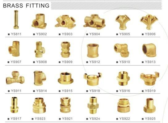 Brass fitting suppliers